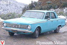 Plymouth Valiant